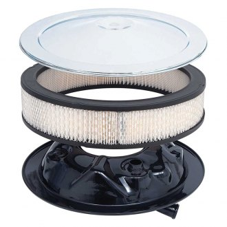OER® - Open Element Air Cleaner With Curved Imprint On Lid