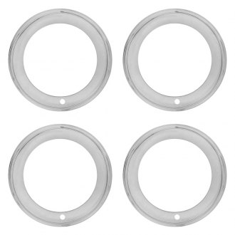 OER® - Chrome Wheel Trim Rings