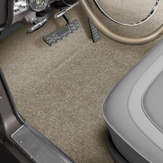 OER® - Cut Pile Medium Doeskin Replacement Passenger Area Carpet Kit