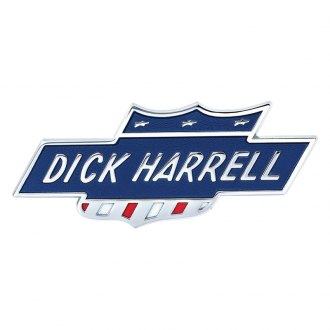 "OER® - ""Dick Harrell"" Bar and Shield Emblem"