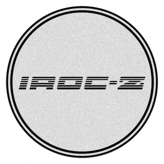 "OER® - ""Iroc-Z"" Wheel Center Cap Emblem"