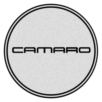 "OER® - ""Camaro"" Wheel Center Cap Emblem"