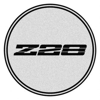 "OER® - ""Z28"" Wheel Center Cap Emblem"