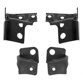 OER® - Rear Outer Bumper Bracket Set