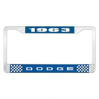 OER® - License Plate Frame