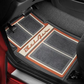 OER® - Floor Mat with Bel Air Script Logo