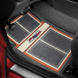 OER® - Floor Mats with Bel Air Crest Logo