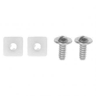 OER® - License Plate Screw And Nut