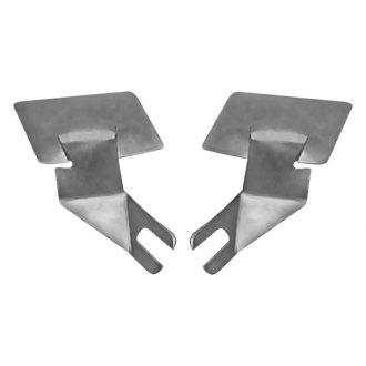 OER® - Outer Lower Windshield Molding Clip Set
