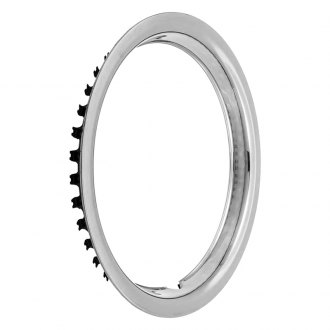 OER® - Round Lip Rally Wheel Trim Rings