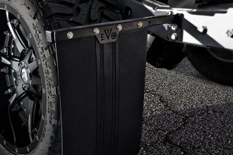 Off Road Evolution® - Quick Release Mud Flap Kit with Flaps