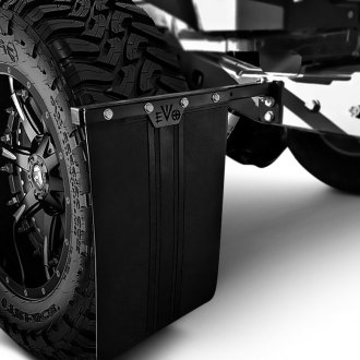 EVO Manufacturing® - Quick Release Mud Flap Kit