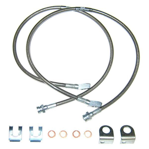 Braided Brake Line Colorado : Off road unlimited chevy ck pickup quot steel