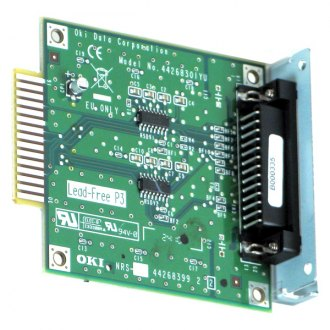 Okidata® - RS-232C Serial Card for Microline 600