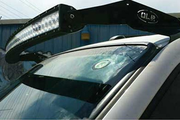 "OLB® - Roof Mounts for 51.5"" LED Light Bar"