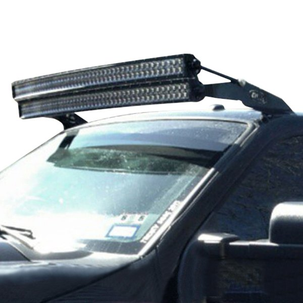 Olb 100pas100drvdual roof mounts for 2x515 led light bars olb roof mounts for 2x515 led light bars aloadofball Image collections