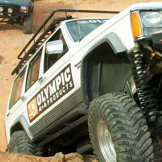 Olympic 4x4® - Double Tube Side Bar