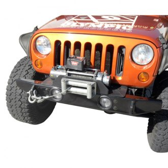Olympic 4x4® - Top Frame Winch Mount