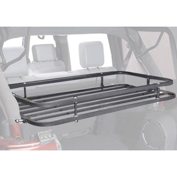 Olympic 4x4® - Textured Black Mountaineer Rack