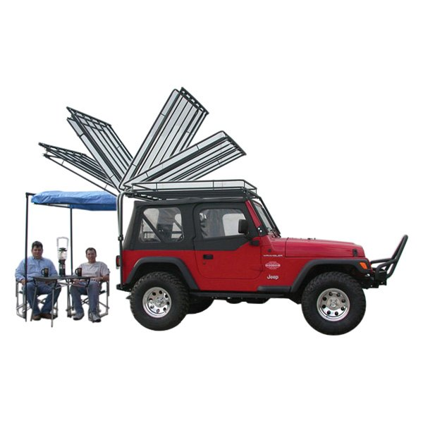 Olympic 4x4® - Dave's Rack Cargo Carrier/Sunshade
