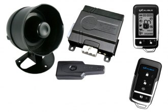 Omega R&D® - Deluxe 2-Way Vehicle Security and Remote Start System with Up to 1,500 feet of Range