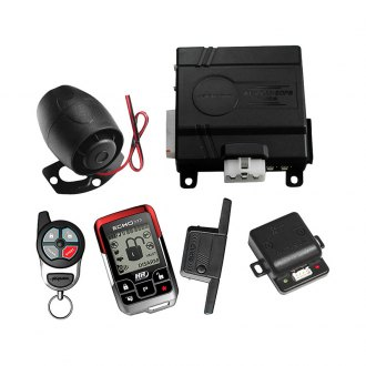 Omega R&D® - Excalibur™ Deluxe Color 2-Way Vehicle Security and Remote Start System with Up to 1 mile Range