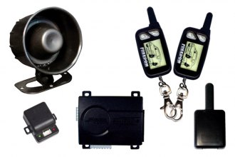 Omega R&D® - Car Alarm K9 with 2-Way Lcd Remotes