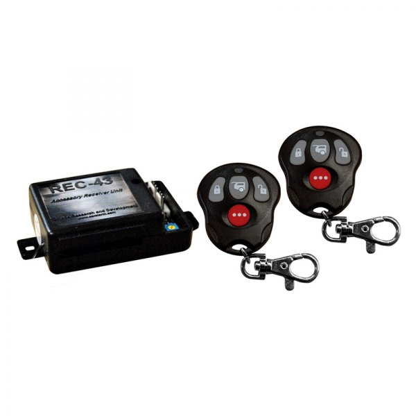 Omega R&D® - Proline™ Keyless Entry with 2 Transmitters
