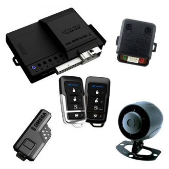 Omega R&D® - Excalibur™ Deluxe 1-Way Vehicle Security and Remote Start System with Up to 1,500 feet of Range