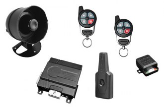 Omega R&D® - Excalibur 1500 Ft. Range 1-Way Vehicle Security and Remote Start System