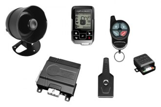 Omega R&D® - Excalibur 2-Way Vehicle Security and Remote Start System