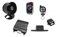 Omega R&D® - Excalibur Vehicle Security and Remote Start System