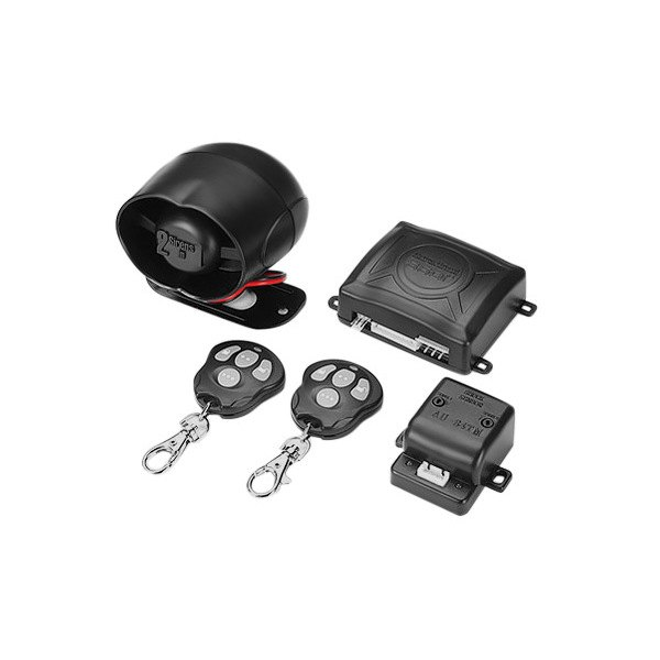 Omega R&D® - Crime Guard Car Alarm and Keyless Entry System