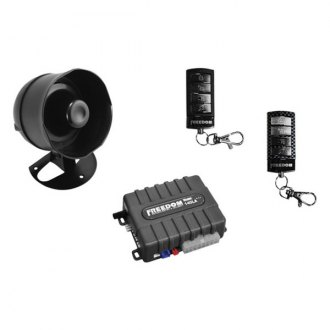 Omega R&D® - Freedom™ Alarm and Keyless Entry System