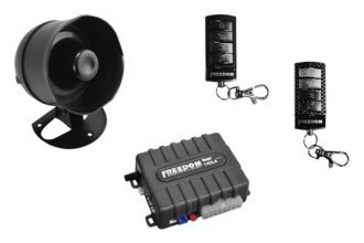 Omega R&D® - Freedom Alarm and Keyless Entry System