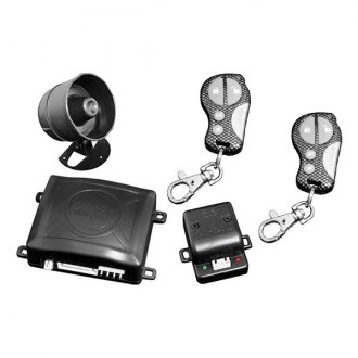Omega R&D® - Freedom™ Alarm and Keyless Entry System with 14 Programmable Features