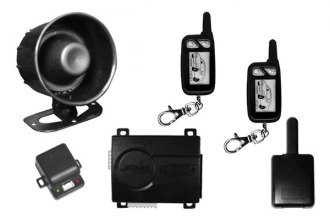 Omega R&D® - Excalibur Car Alarm K9 with 2-Way LCD Remotes