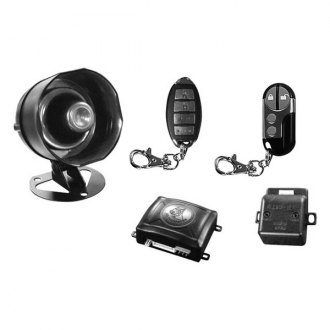 Omega R&D® - K9 1-Way Vehicle Security And Keyless Entry System
