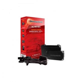 Omega R&D® - Omegalink™ Remote Start Kit