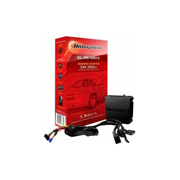Omega R&D® - Omegalink RS Remote Start Kit