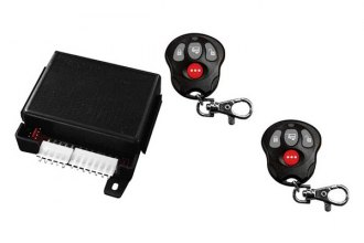 Omega R&D® - Proline Keyless Entry System With Driver's Priority Unlock