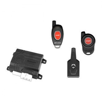 Omega R&D® - Excalibur 1-Button 2-Way Keyless Entry and Remote Start System