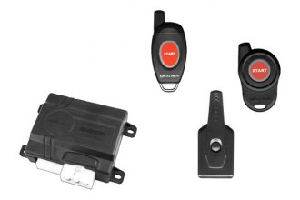 Omega R&D® - Excalibur 2-Way Keyless Entry and Remote Start System