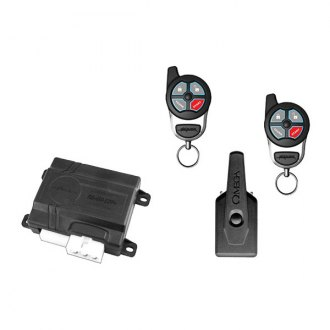 Omega R&D® - Excalibur 1-Way Keyless Entry and Remote Start System