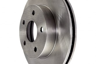Omix-Ada® - Replacement Front Brake Rotor