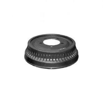 Omix-ADA® - Front and Rear Brake Drum