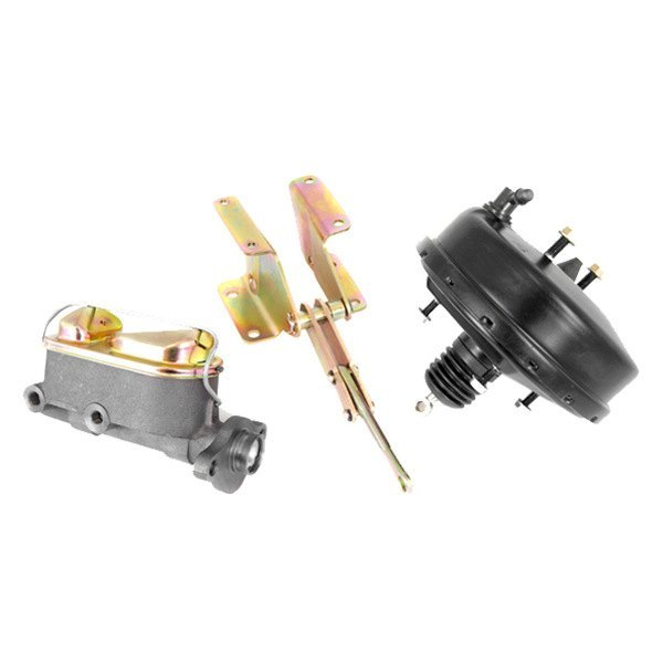 Omix-Ada® - Brake Master Cylinder Kit, with 2 Bolt Caliper