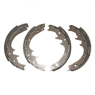 Omix-ADA® - Rear Drum Brake Shoes