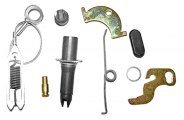 Omix-Ada® - Drum Brake Self-Adjusting Hardware Kit