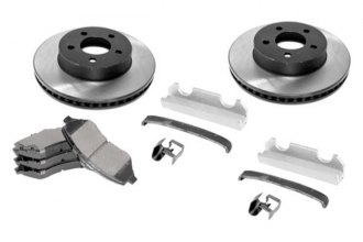 Omix-Ada® - Disc Brake Service Kit